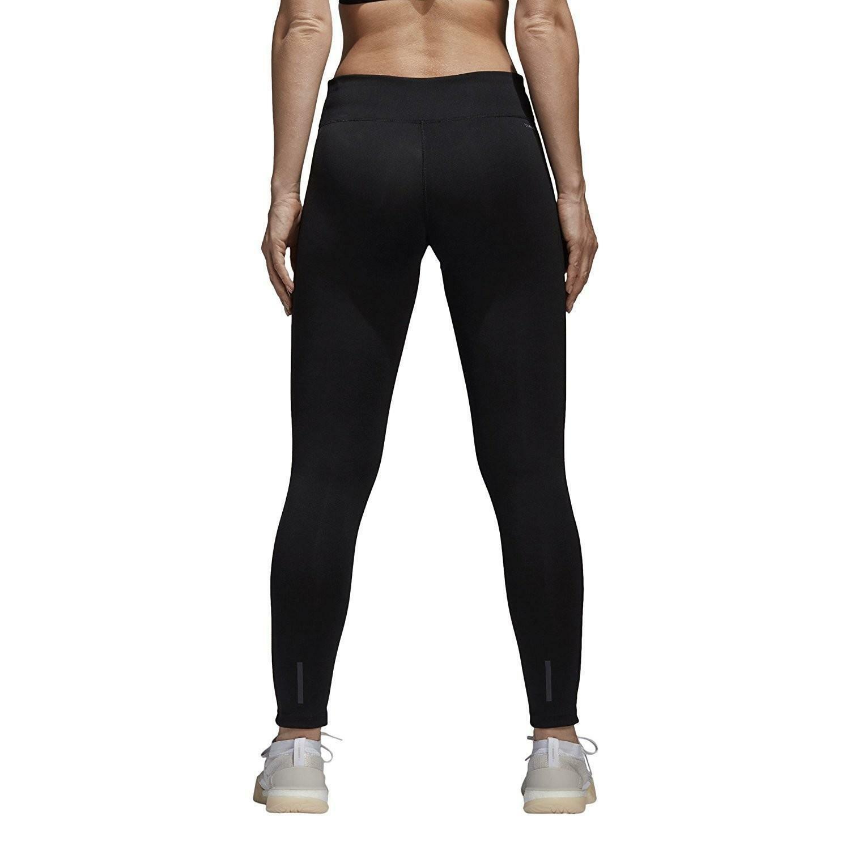 adidas adidas d2m rr solid leggings donna neri ce2039