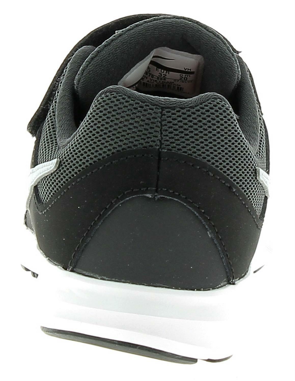 nike nike downshifter 7 psv scarpe sportive strappo nere