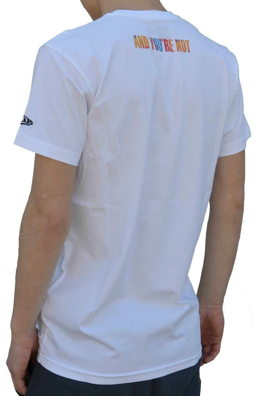 new era new era tie dye sorry im fresh t-shirt uomo bianca