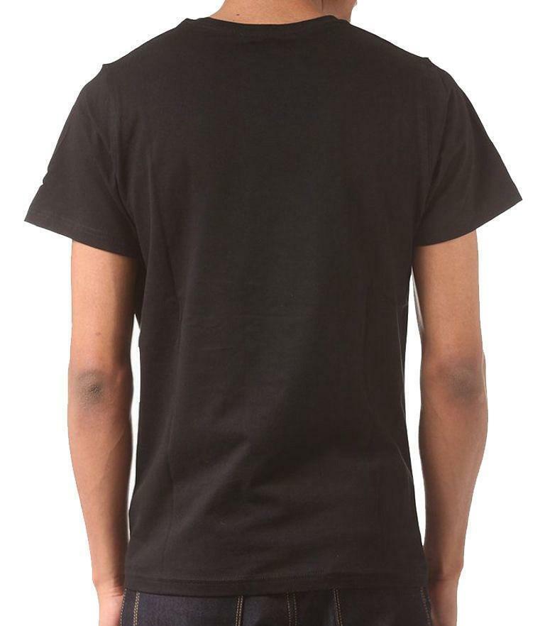 new era new era flag state t-shirt uomo nera