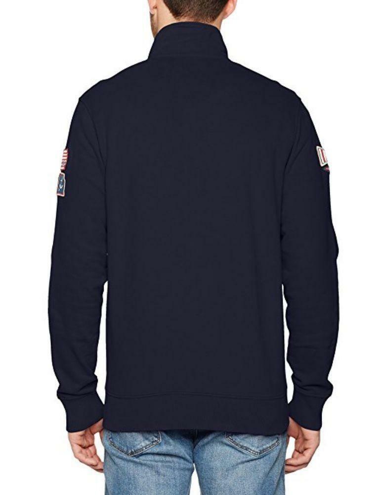 timberland timberland eastham badge fz giacchetto uomo blu