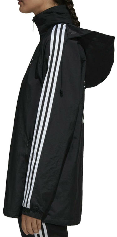 adidas adidas originals stadium giacchetto donna nero