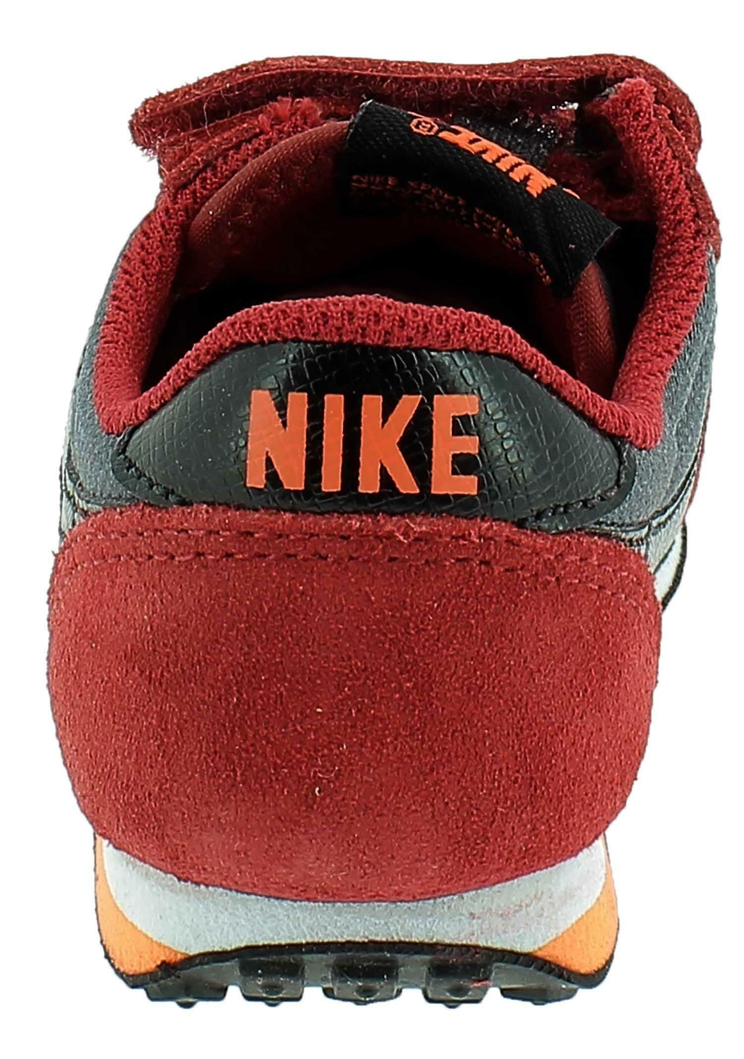 nike nike elite (td) scarpe sportive bambino bordeaux 512118-037