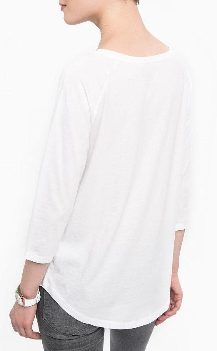 napapijri napapijri saracena maglia donna bianca