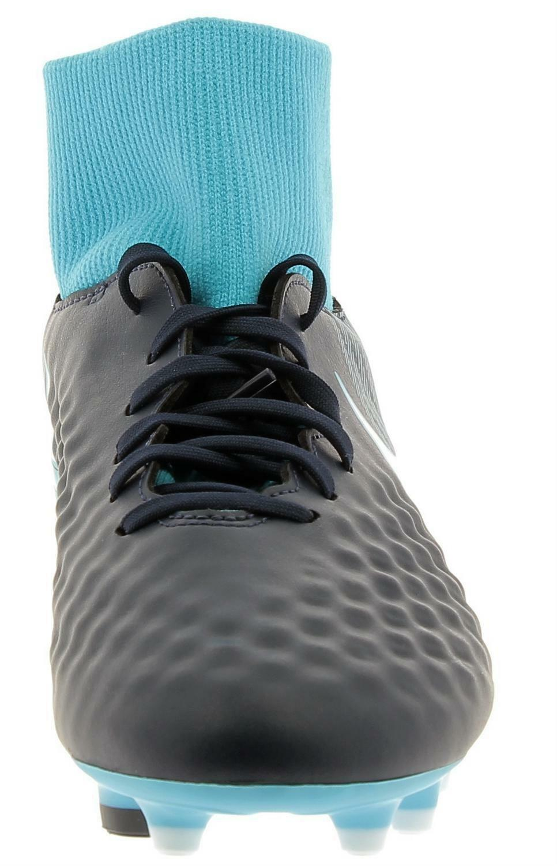 nike nike magista onda ii df fg scarpe calcio uomo blu