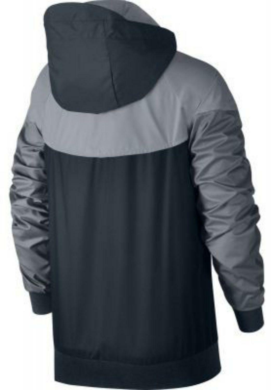 nike nike boys garcons giacchetto bambino grigio