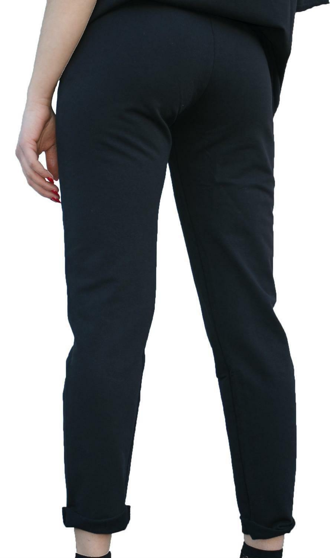 converse converse pantaloni donna neri 7431a03
