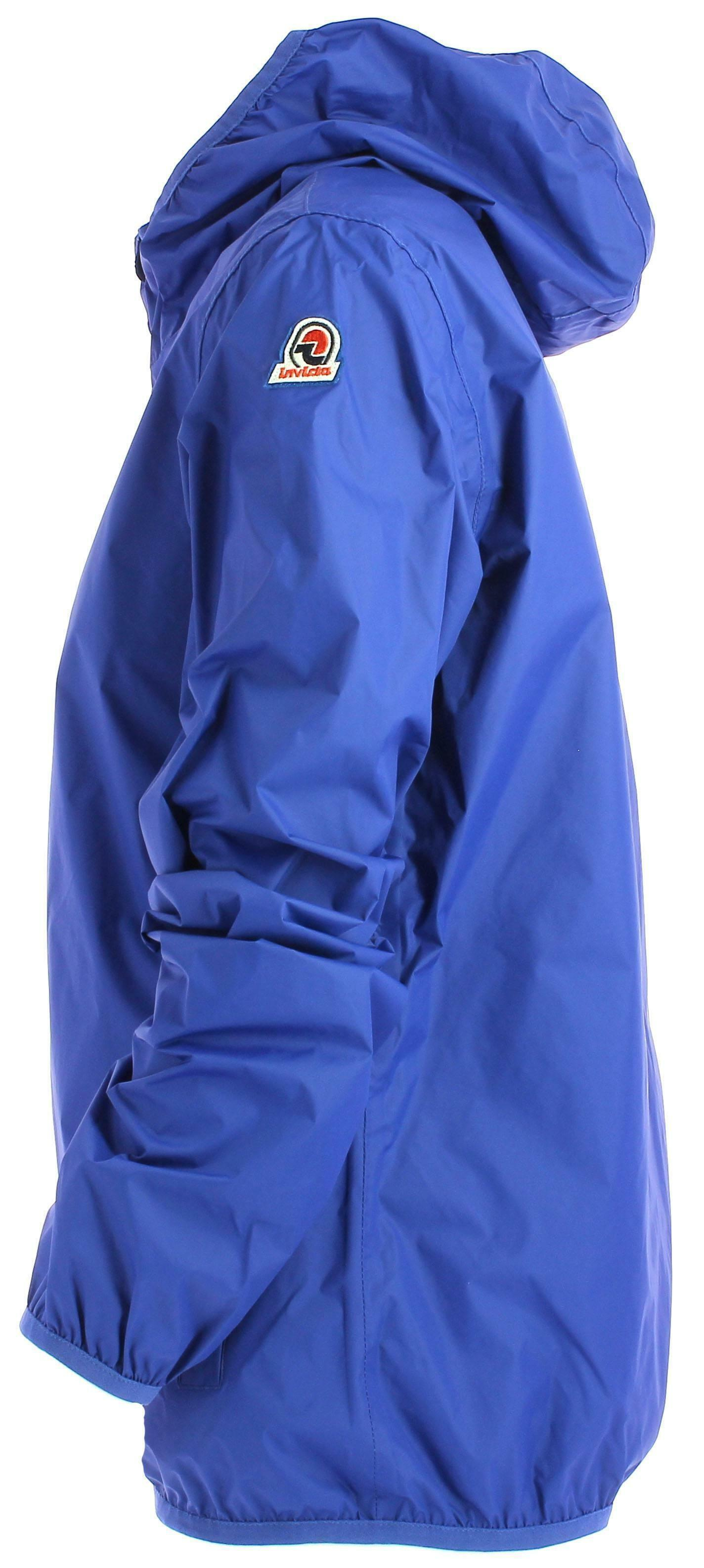invicta giubbotto donna azzurro