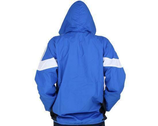 adidas adidas clr84 giacchetto uomo azzurro bk0001