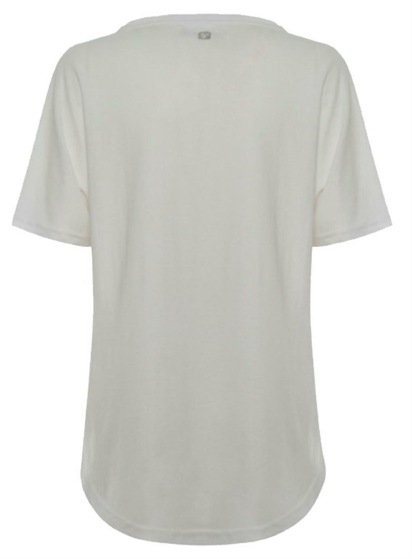 freddy t-shirt donna bianca wt249l03n00