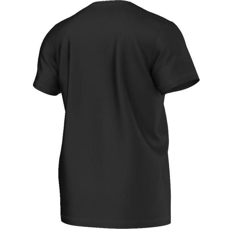 adidas adidas t-shirt climalite benzema francia euro 2016 nera ai5651