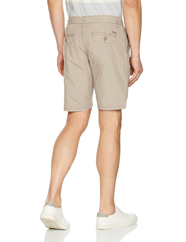 napapijri napapijri nakuru pantaloncini uomo beige n0yhf8nb1