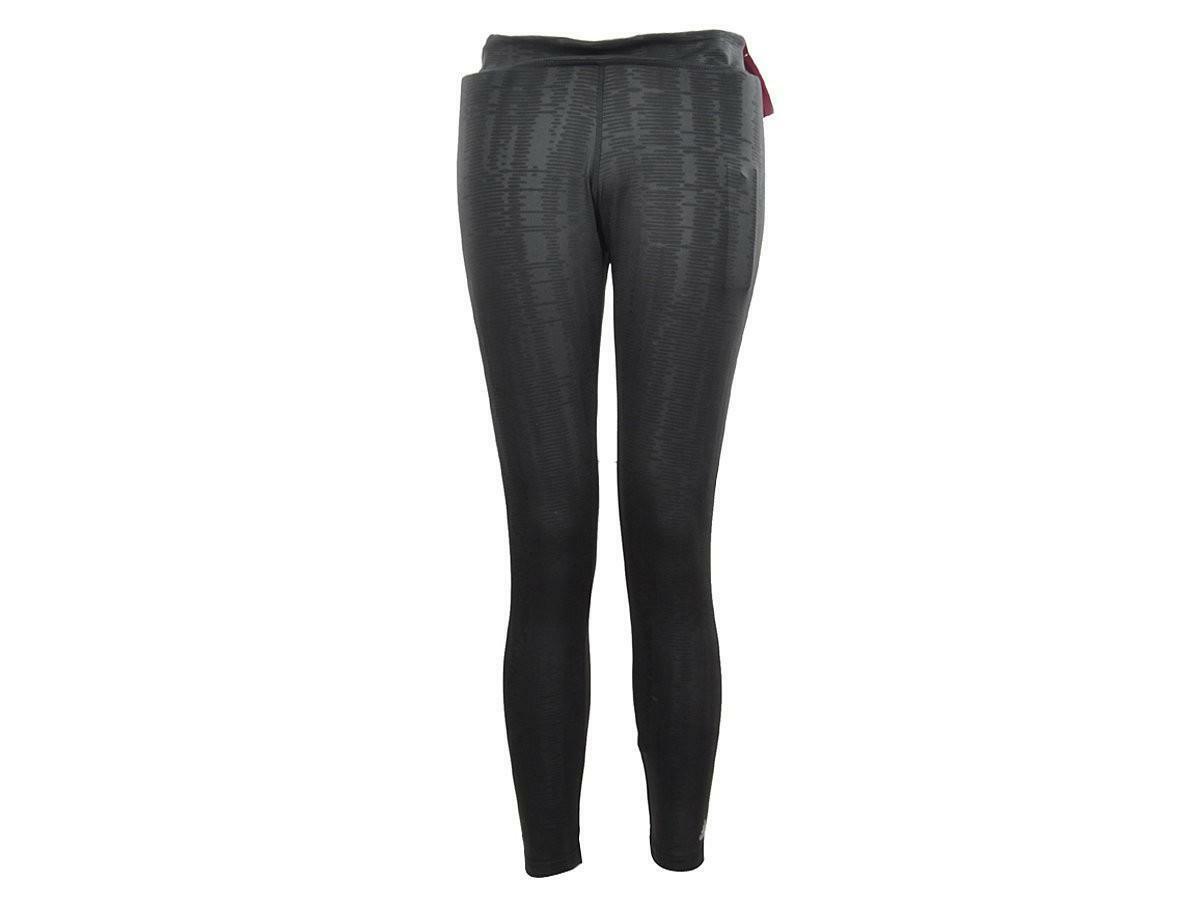 adidas adidas ultimate fit tight leggings donna neri ab7111