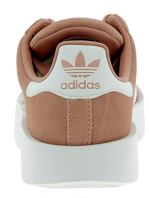 adidas adidas superstar bold scarpe sportive pelle scamosciata donna rosa