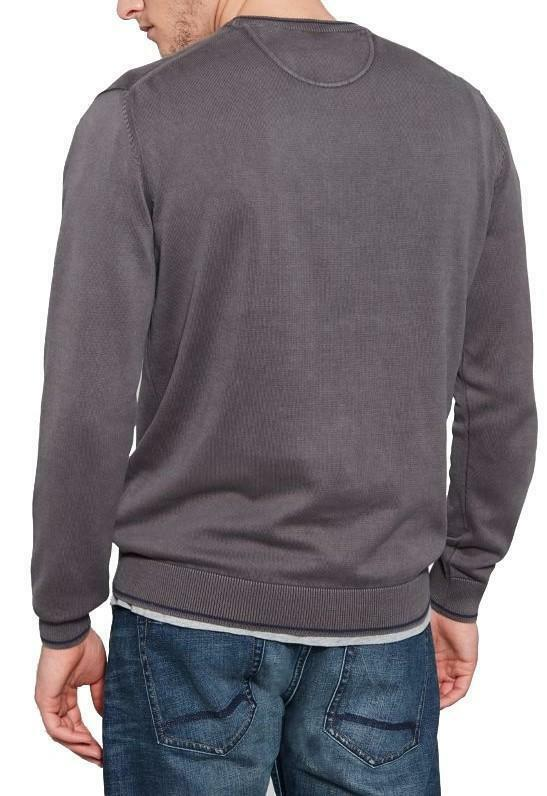 timberland timberland long point jumper maglioncino uomo grigio