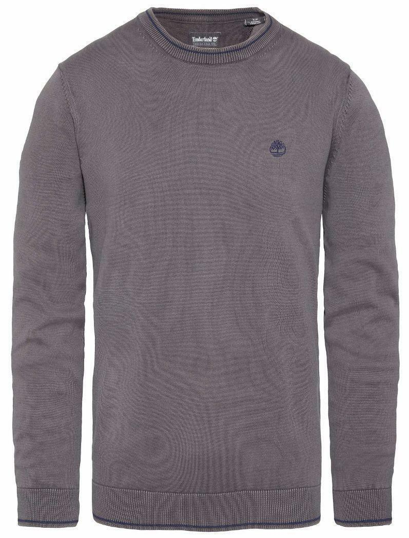 timberland timberland long point vneck maglioncino uomo grigio