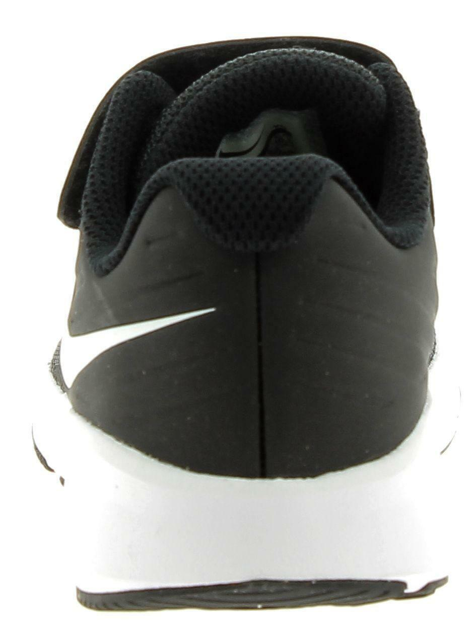 0cce4eb7ab917 Nike Star Runner PSV Kids Black Sports Shoes