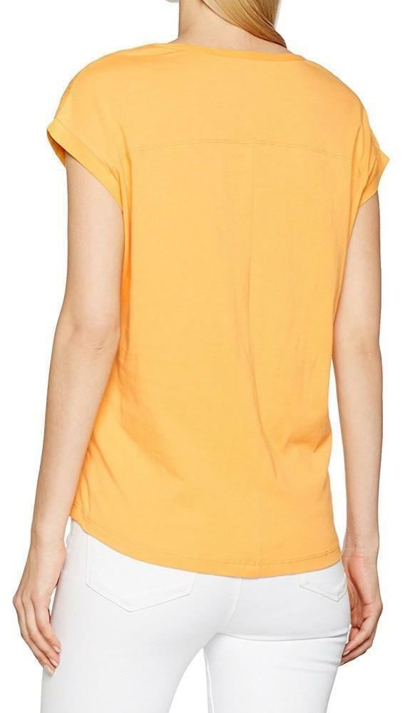 napapijri napapijri shalvina maglia donna arancione