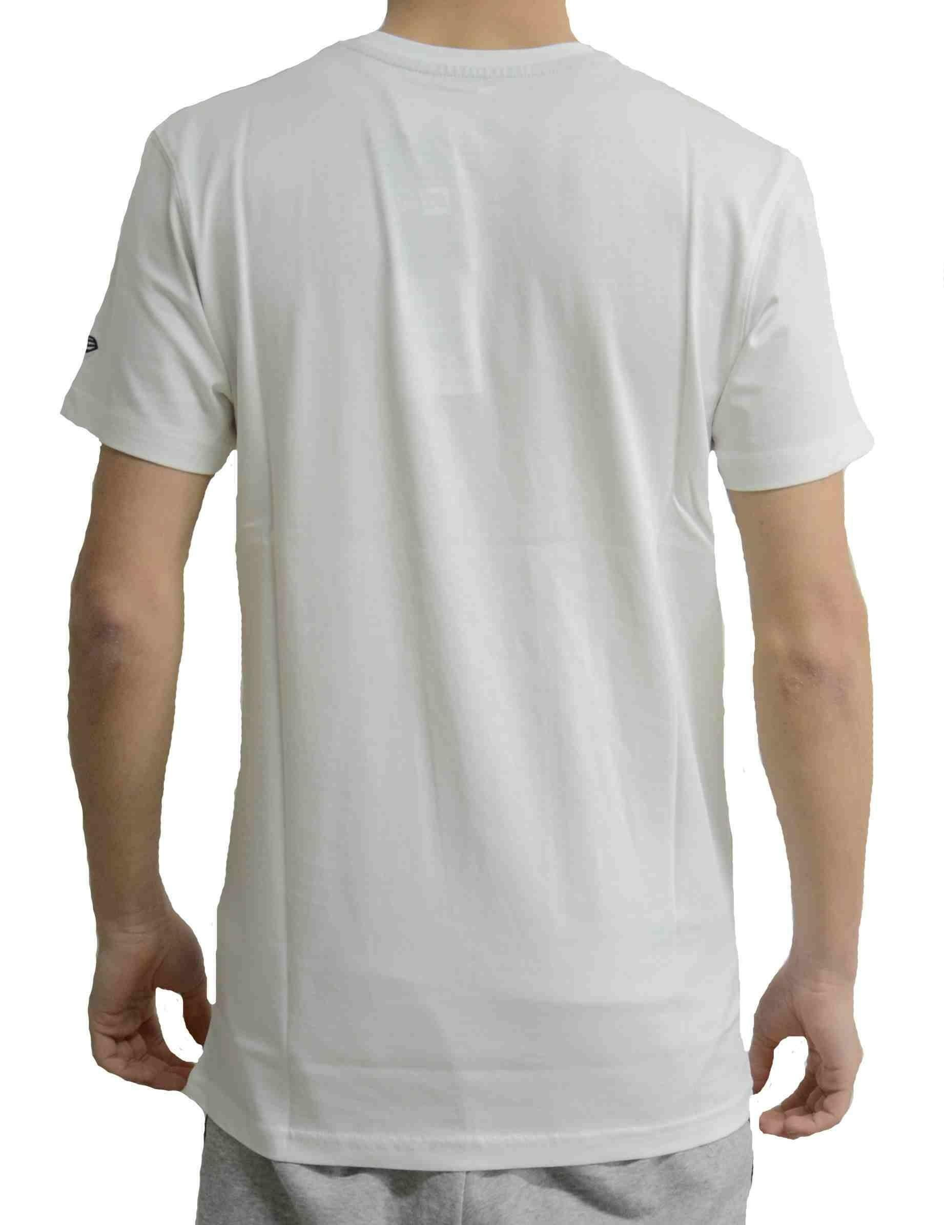 new era new era mlb t-shirt uomo bianca