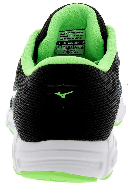 mizuno mizuno synchro sl 2 scarpe running uomo verdi