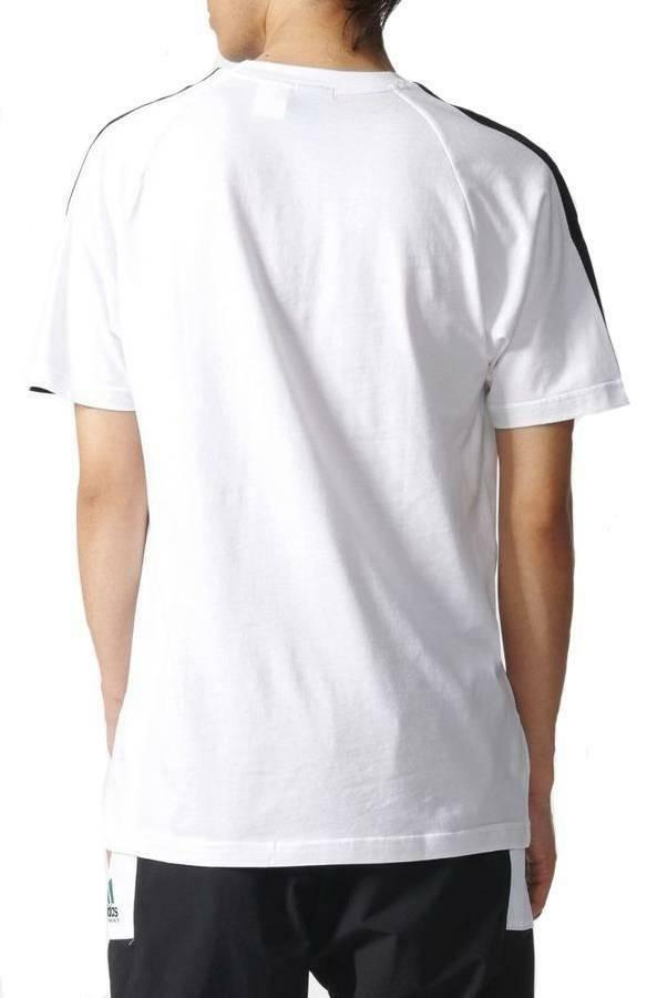 adidas adidas berlin ss tee t-shirt uomo bianca