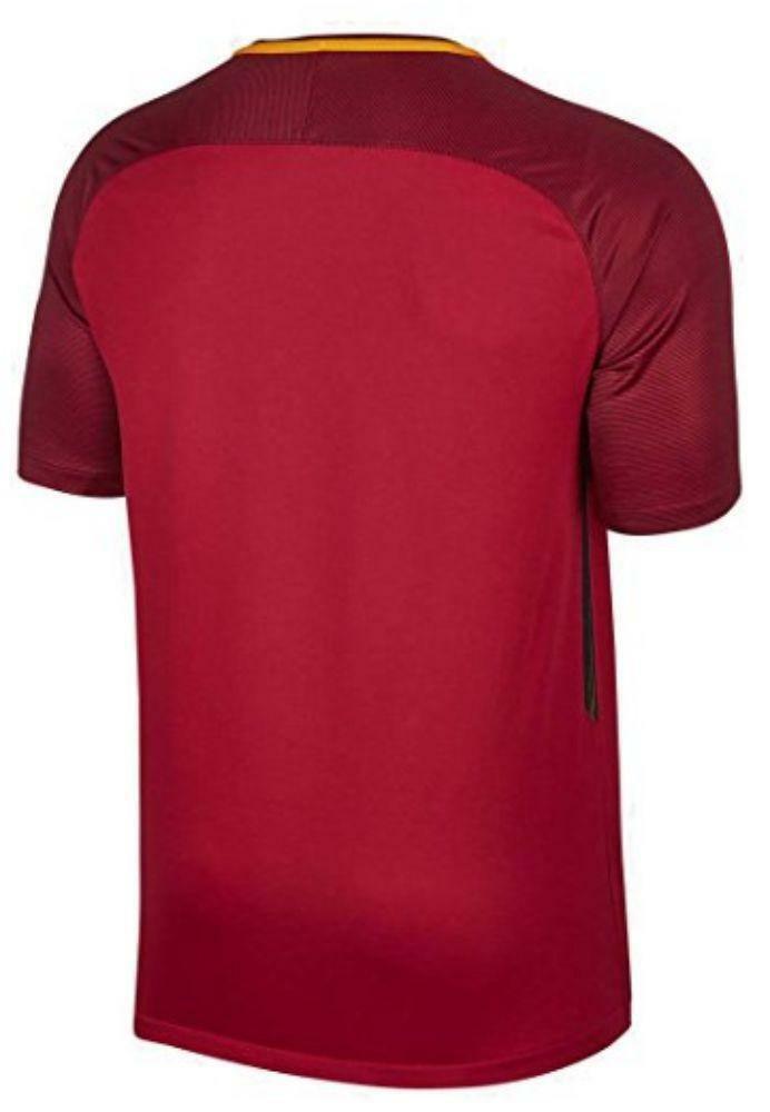 nike nike t-shirt as roma uomo 2017-2018