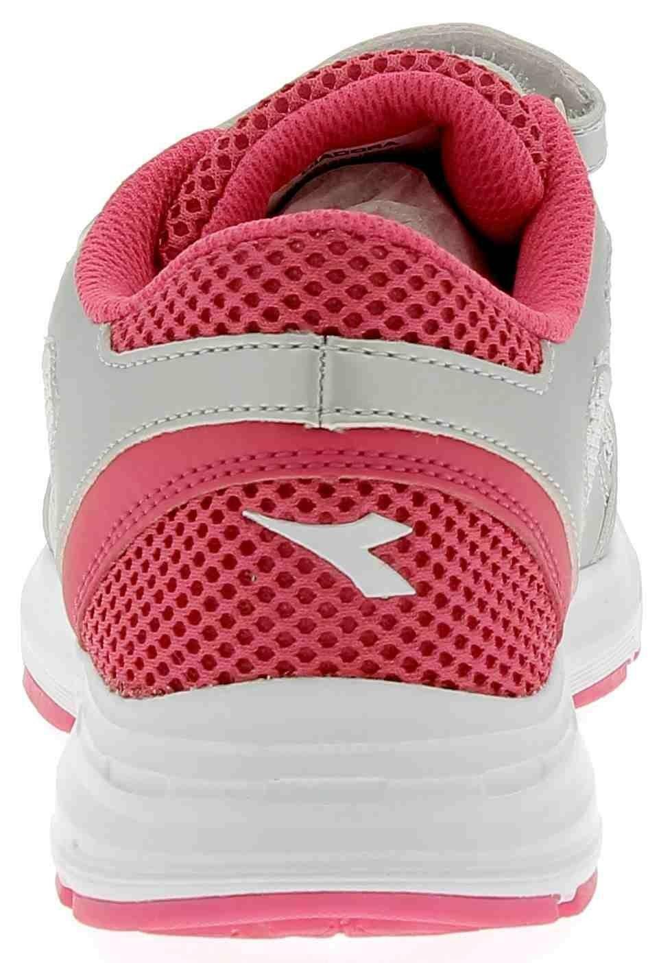 diadora diadora shape 7 v jr scarpe sportive bambina grigie 171269c457