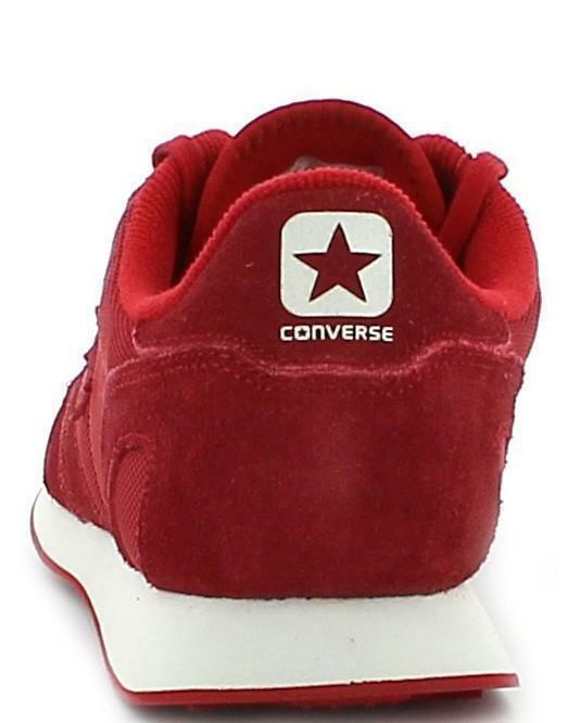 converse converse auckland racer ox scarpe sportive uomo rosse 152681c