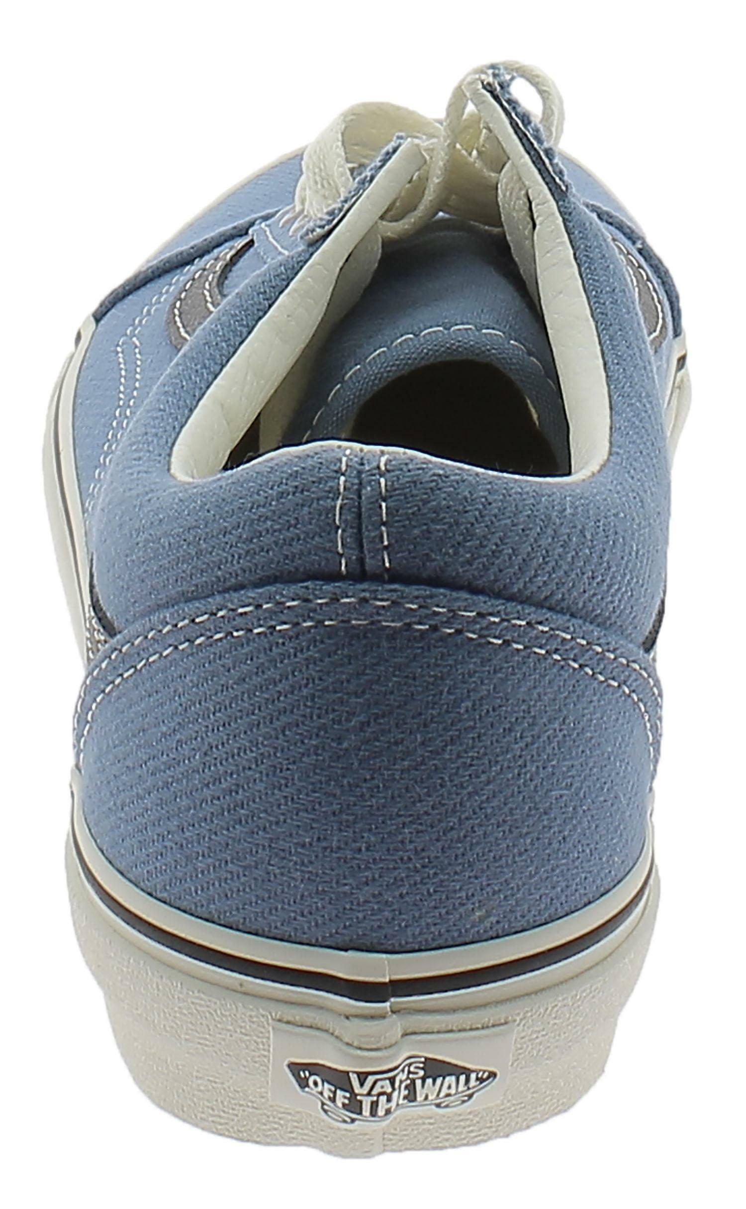 Scarpe sportive vans old skool vn0a38g121k1 uomo azzurre