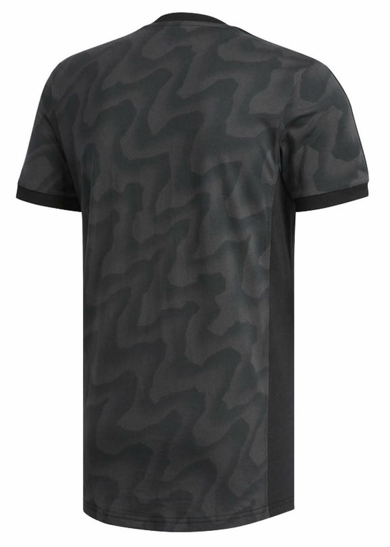 adidas originals adidas warp tee t-shirt uomo grigia cf5841
