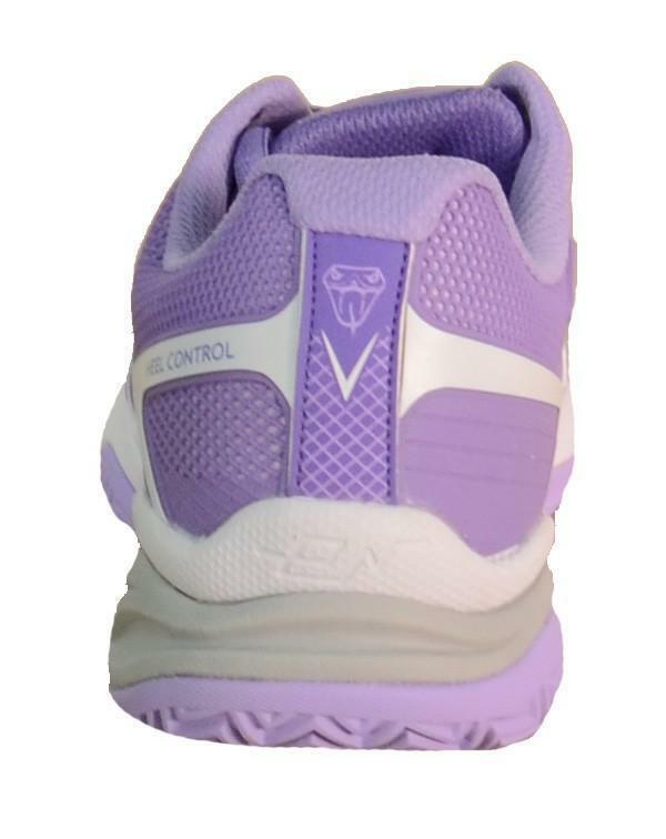 lotto viper ultra cly w scarpe donna tennis viola s1481