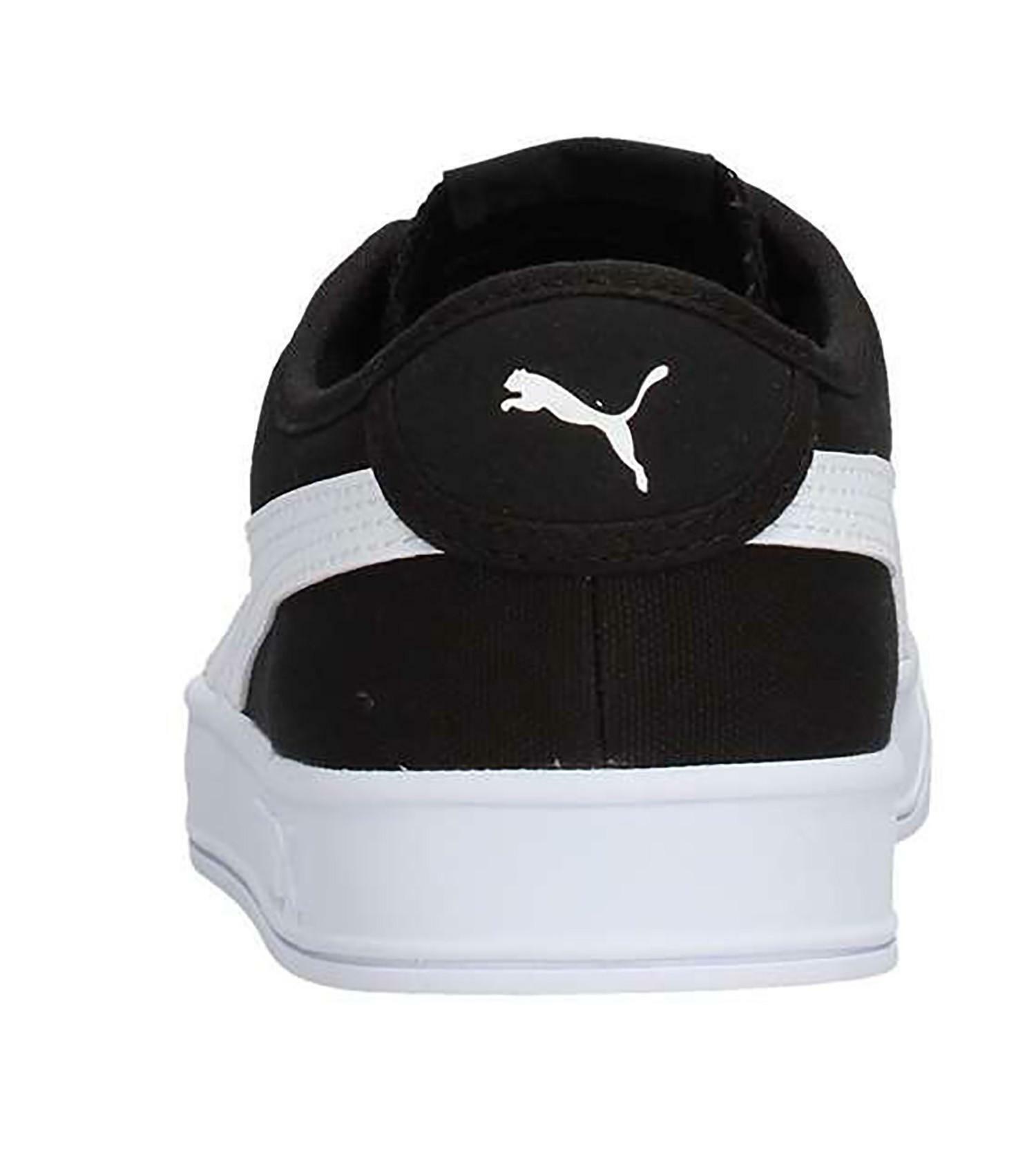 puma smash v2 vulc cv scarpe sportive nere 36596801