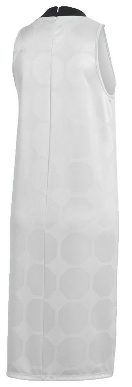 adidas fashion league tank vestito donna bianco ce3722