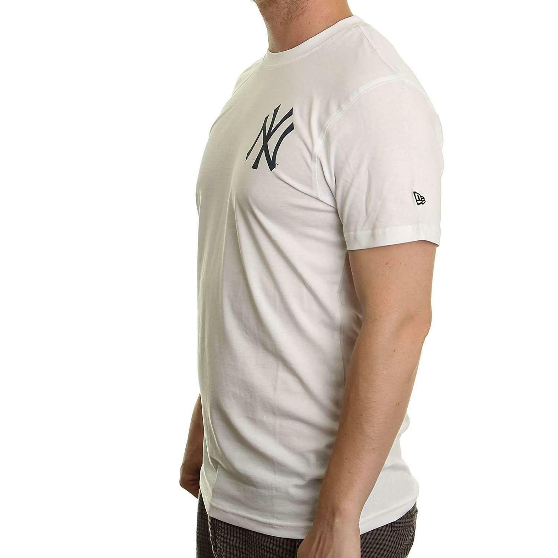 new era new era pop bk tee neyyan t-shirt uomo bianca
