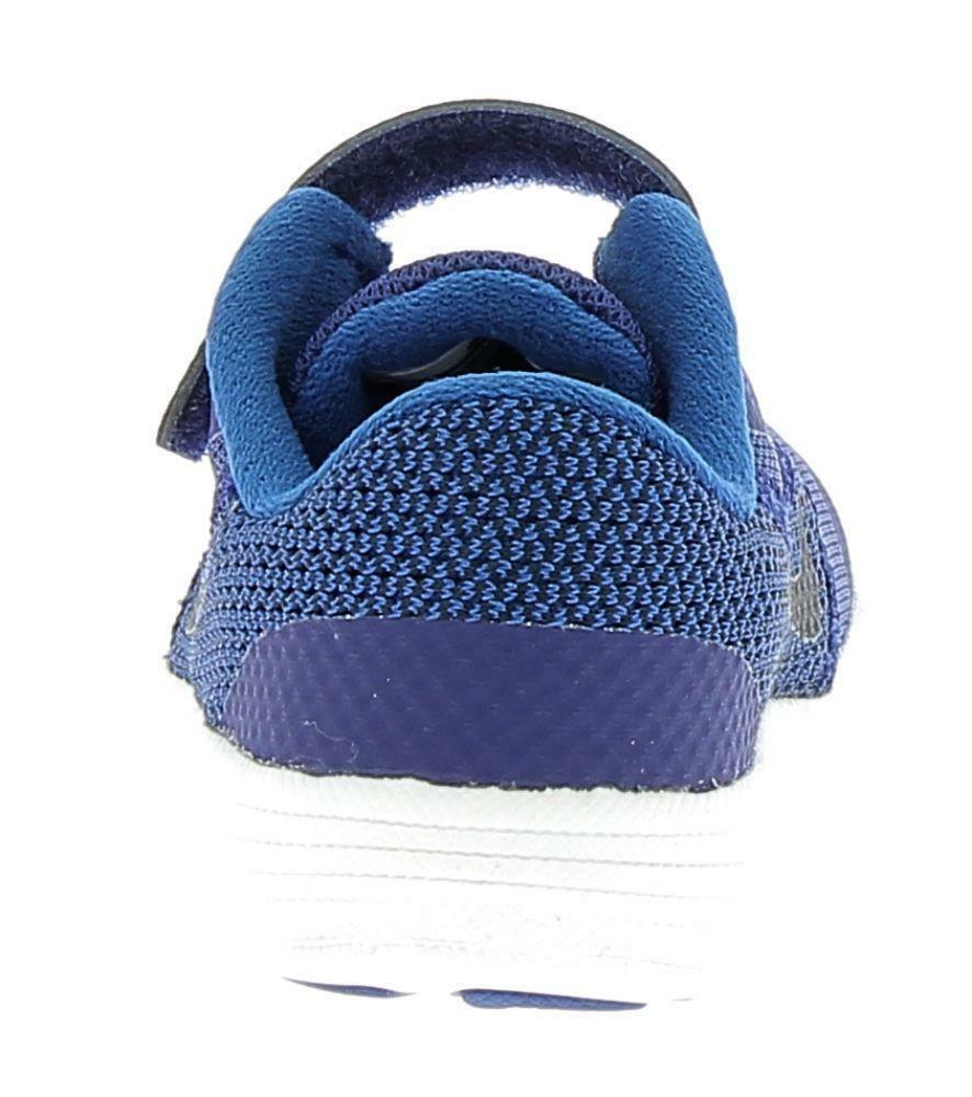 nike nike revolution 3 (tdv) scarpe sportive bambino blu