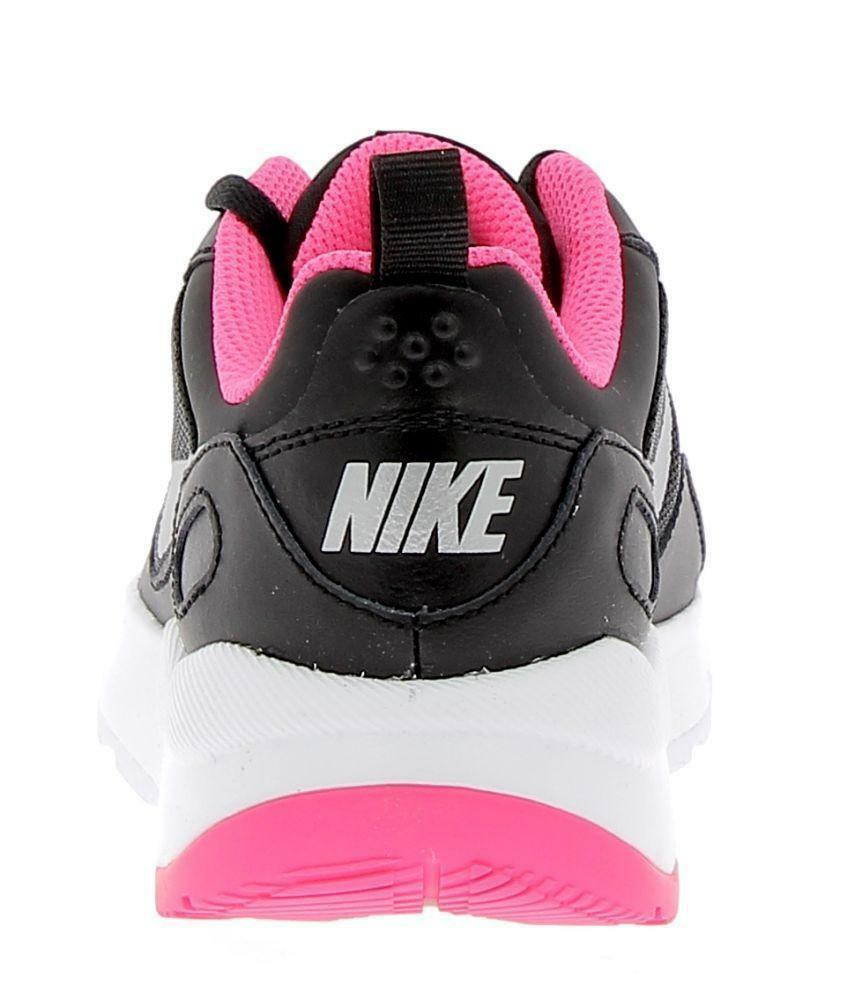 nike nike ld runner (gs) scarpe sportive bambina nere