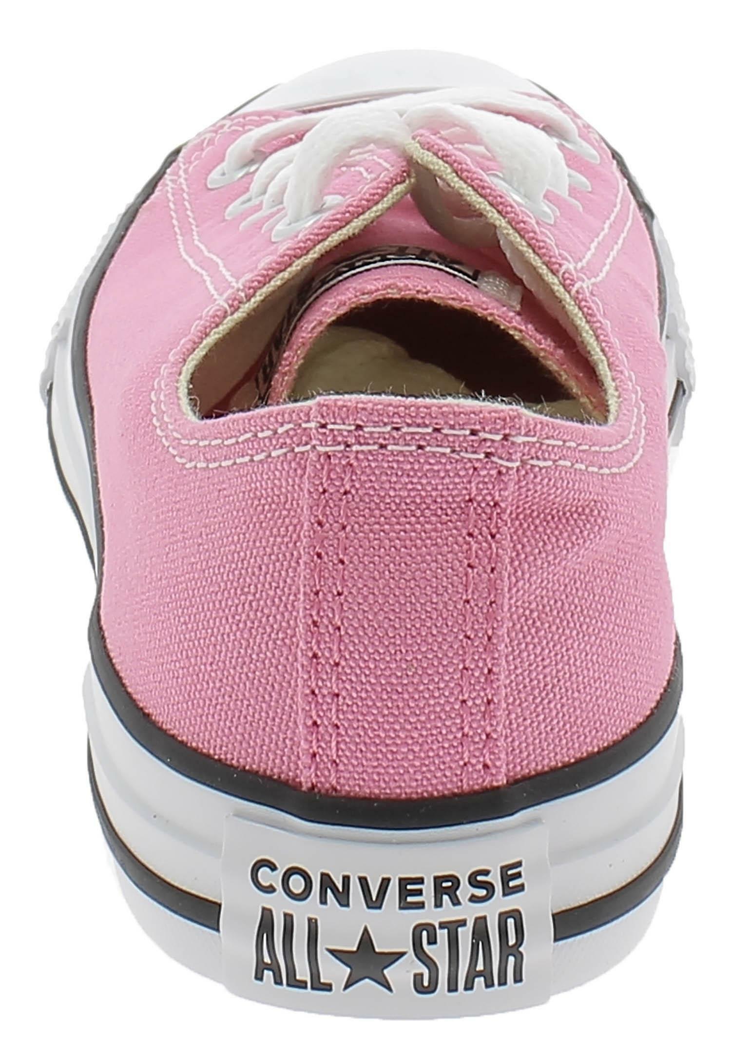 scarpe converse bambina rosa