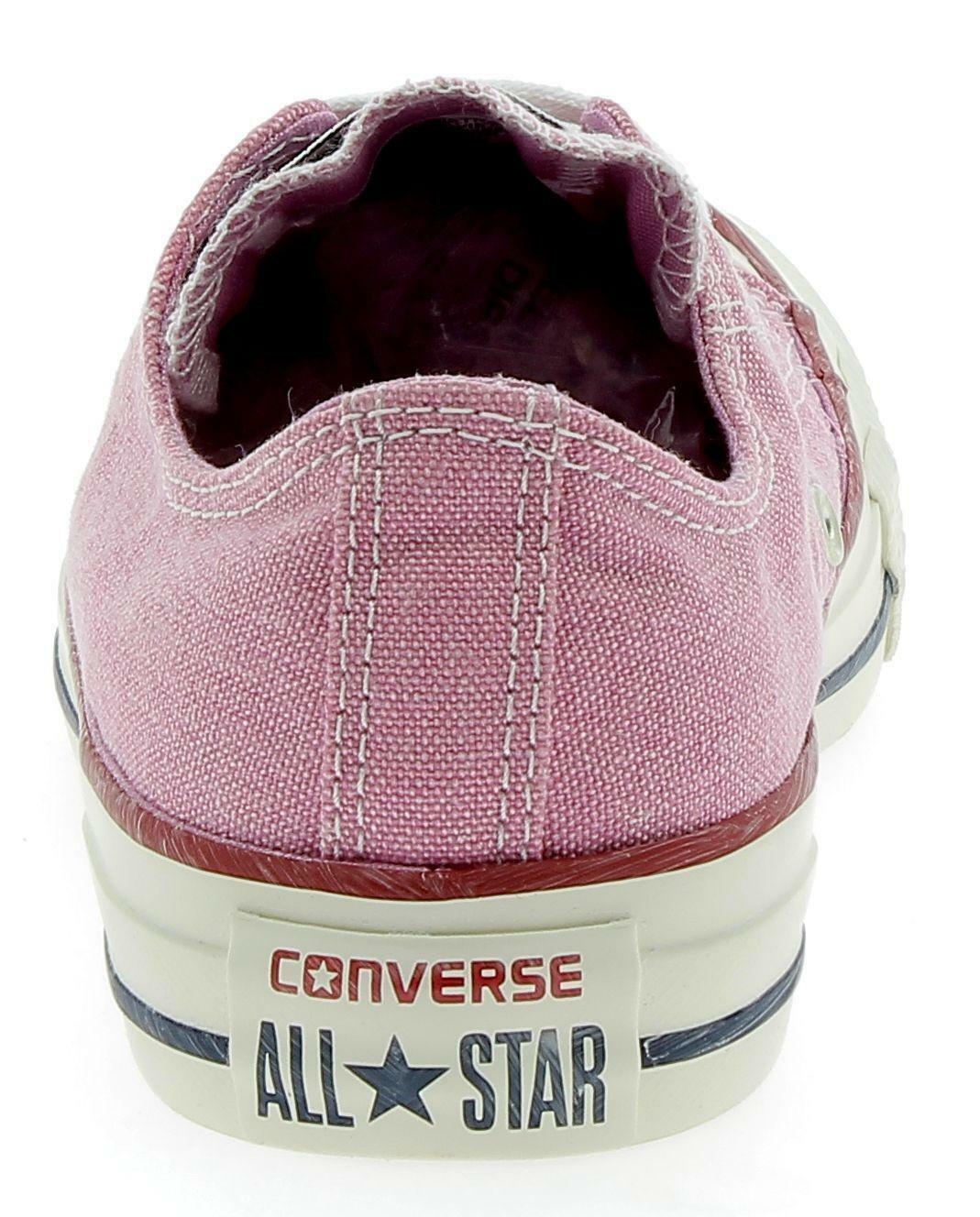 converse converse ctas ox scarpe sportive donna rosa