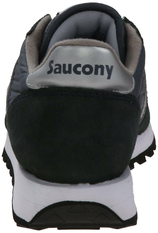 saucony saucony jazz original scarpe sportive uomo blu argento