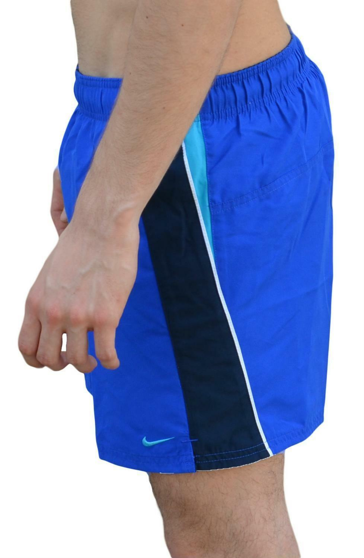 nike nike 4'' volley short costume uomo blu ness8515416