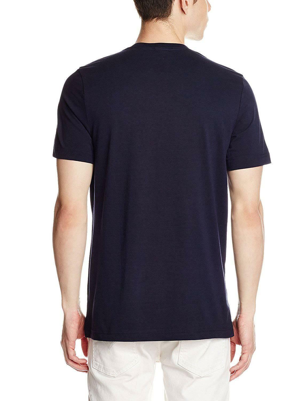 adidas originals adidas originals trefoil t-shirt uomo blu