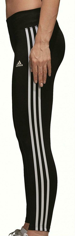 adidas adidas d2m 3s leggins donna neri