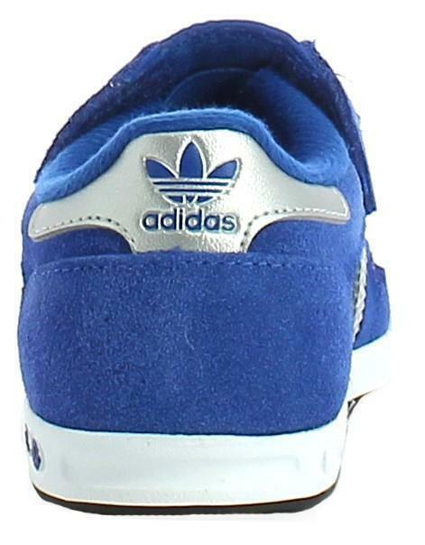 adidas adidas la trainer cf i scarpe sportive bambino blu