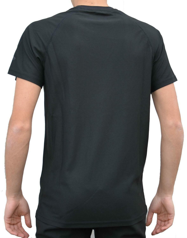 new era new era stealth de tee neyyan t-shirt uomo nera