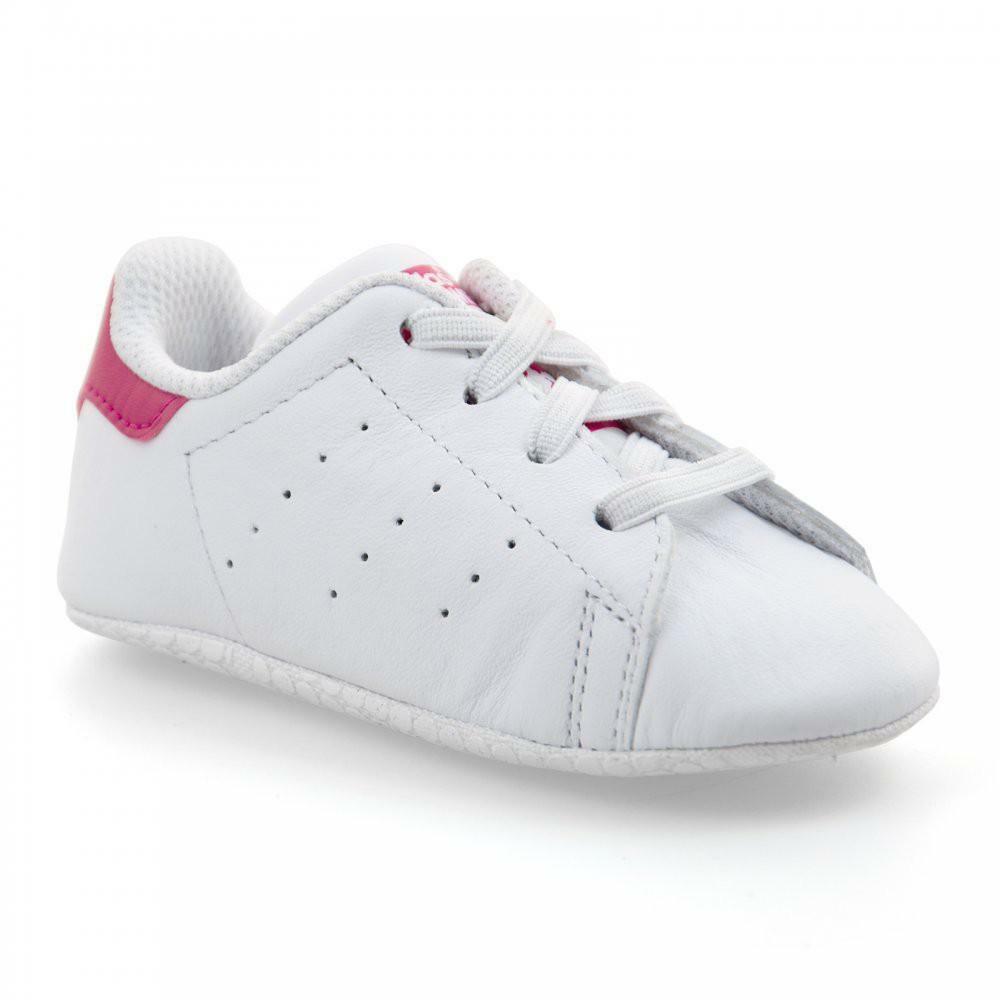 adidas adidas stan smith crib scarpe sportive bambina culla s82618