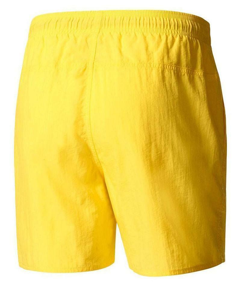 adidas solid sh costume uomo giallo