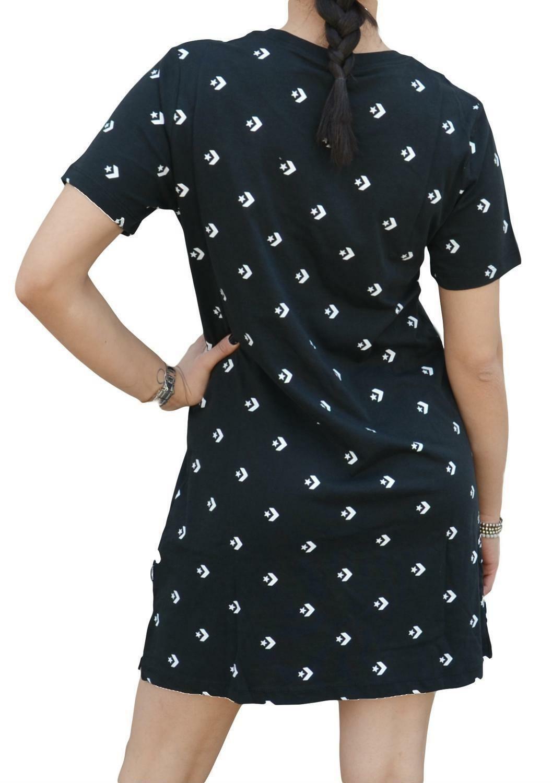 converse converse star vestito donna nero 5815a03