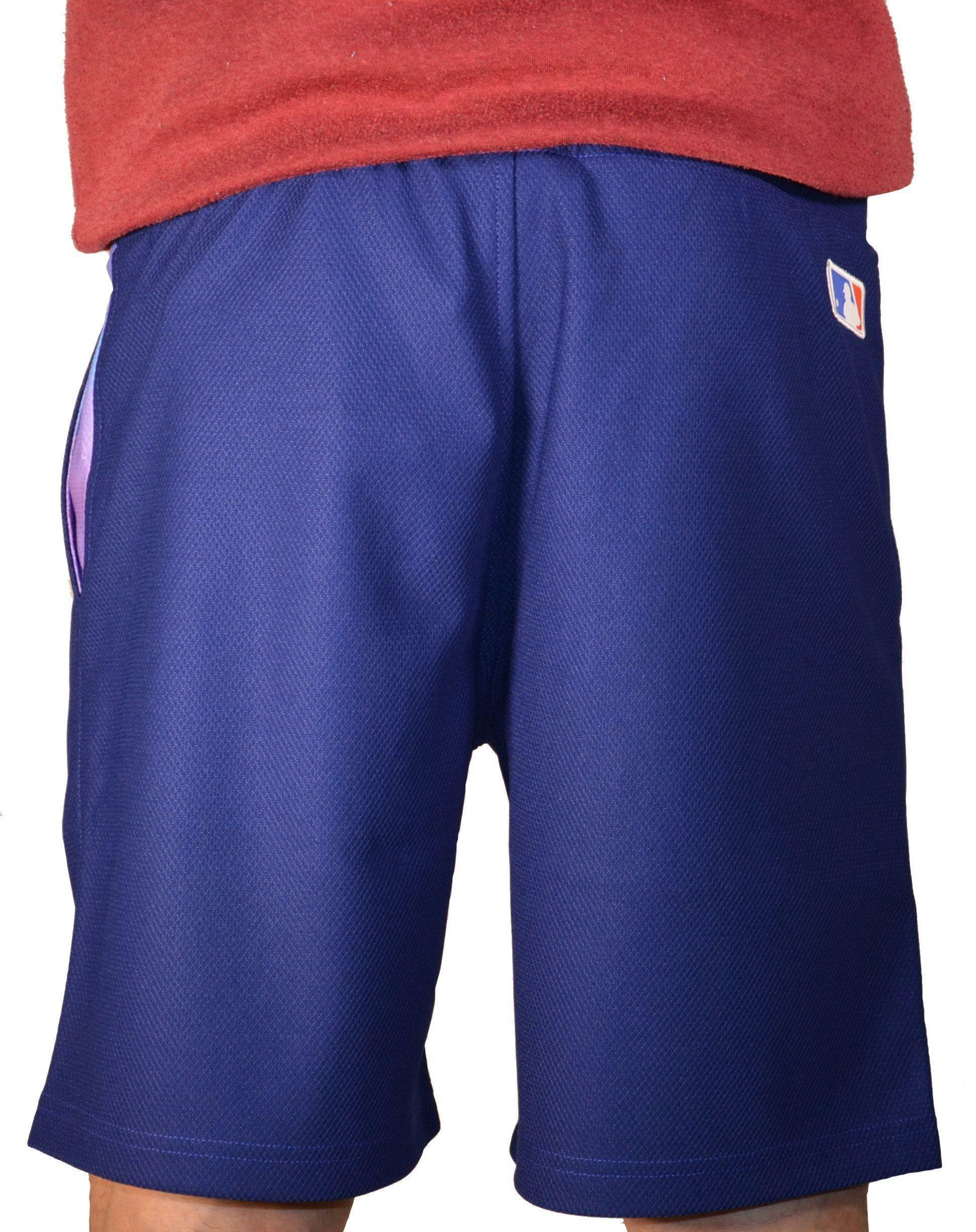 new era west coast pantaloncini uomo blu