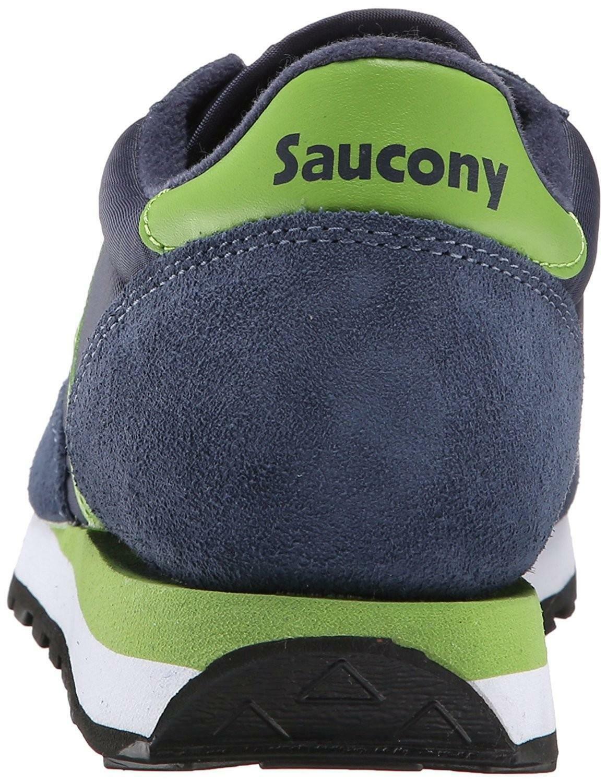 saucony saucony jazz original scarpe uomo blu verde