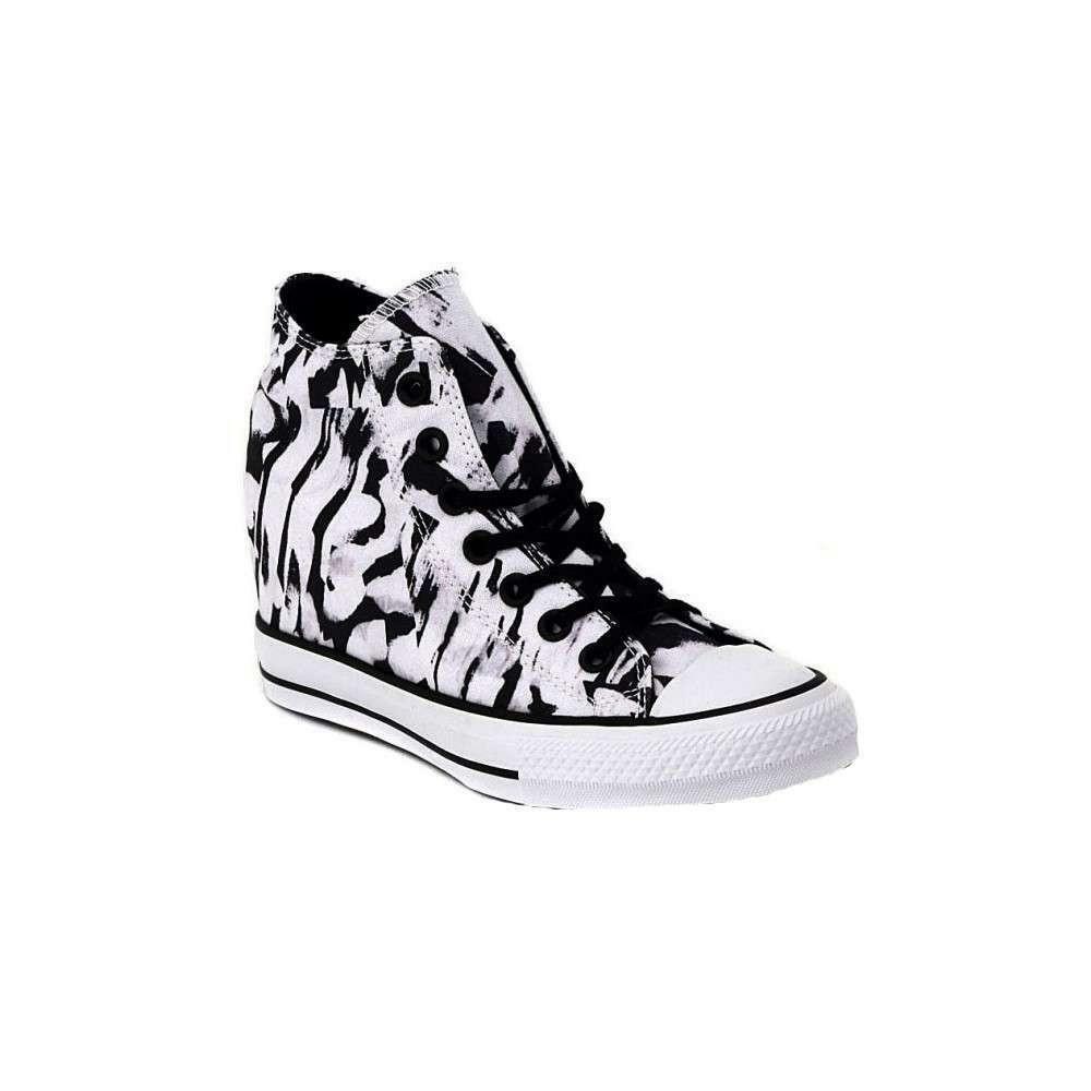 converse converse ct lux mid scarpe donna zeppa interna  548477c